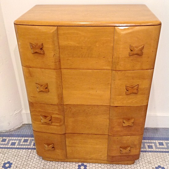 birch wood dresser mid century heywood wakefield rio upright dresser gorgeous birch
