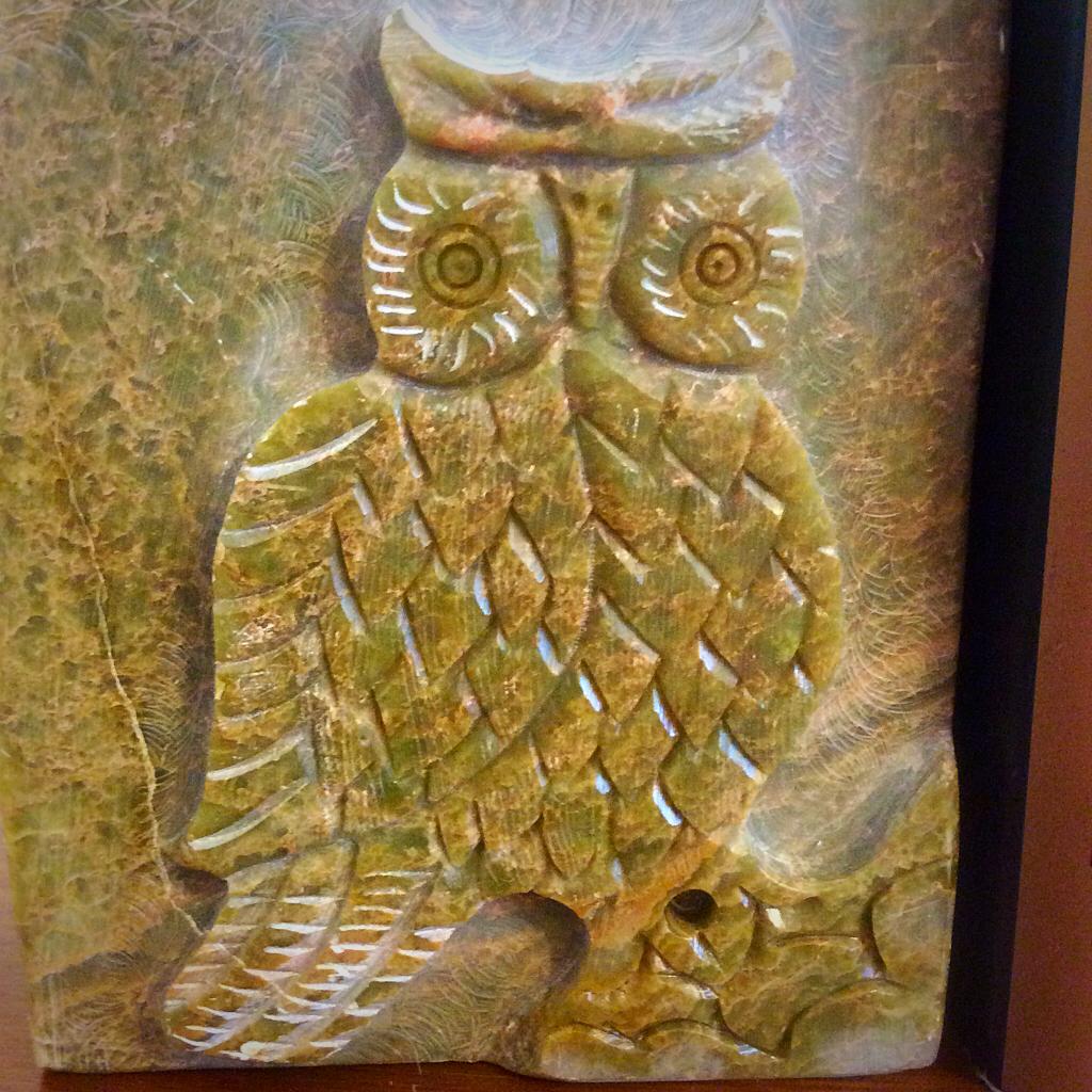 The owl who sings of war ka pueo kani kaua by ryuuhiken on
