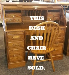 Amazing Winners Only Roll Top Desk And Chair This Dark Oak Roll Dailytribune Chair Design For Home Dailytribuneorg