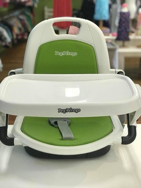 Peg Perego Rialto Booster Seat | The Rialto is the booster seat that ...
